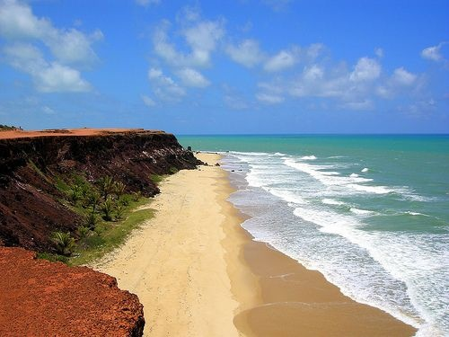 Praia da Pipa - Brasil