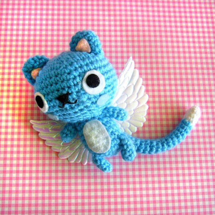 amigurumi happy fairy tail