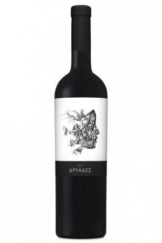 Domaine Glinavos, Dryades, Dry Red Wine, Zitsa, Greece