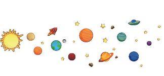 Stickers per decorare la cameretta dei vostri figli sistema solare. http://s.click.aliexpress.com/e/FIqVJuf