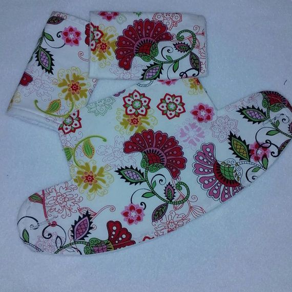 Ergo360 Bib Cover and Matching Teething by Swanniebubs on Etsy