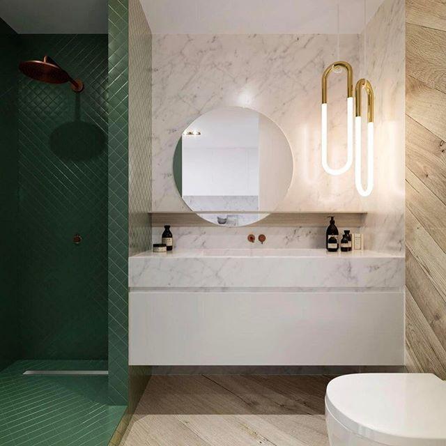 17 Terbaik ide tentang Lampe Badezimmer di Pinterest Wandlampe - lampen für badezimmerspiegel