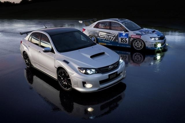 2012 Subaru Impreza WRX STI S206