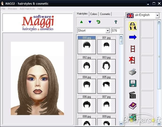 Super 1000 Ideas About Hairstyle Generator On Pinterest Try On Short Hairstyles Gunalazisus
