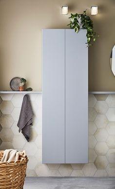 Bildresultat för godmorgon högskåp badrum