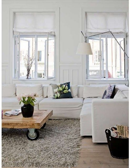 by nord designer´s Hanne Berzant´s home - love it!!