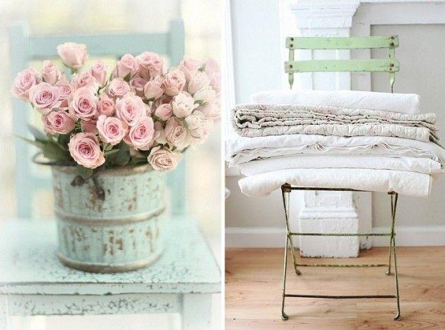 DIY Shabby Chic Home Decor Ideas  Shabby Chic Homes, Shabby chic ...