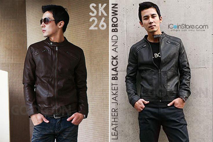 Jaket Korean Style (SK-26)
