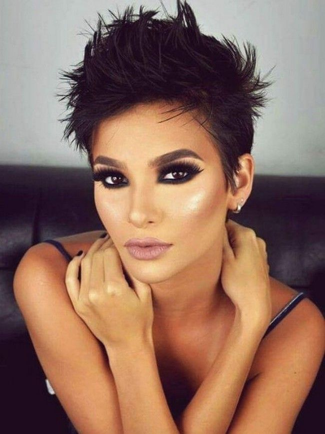 Super Short Hairstyles With Feminine Touch Styles For Summer 2020 2021 Hair Styles Short Hair Styles Pixie Haircut