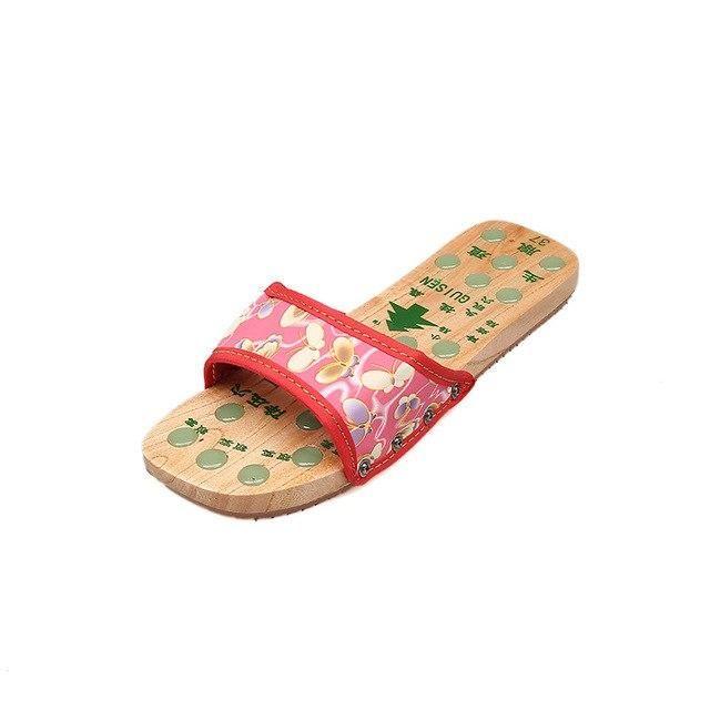 PHYANIC Summer Slippers Massage Slippers Boho Toni…