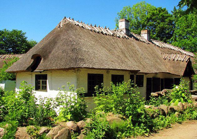 Old house at Frilandsmuseet