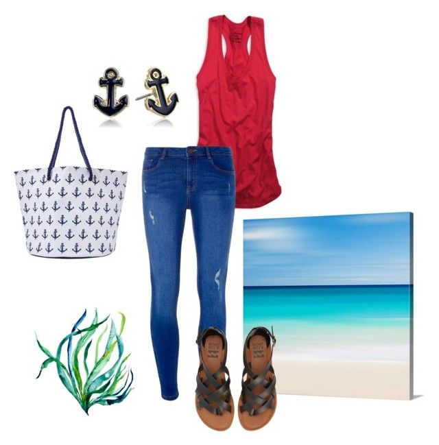 19/6/2016 by nefertiti001 on Polyvore featuring American Eagle Outfitters, Dorothy Perkins, Billabong, Toss and Napier