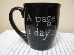Secrets to the DIY Sharpie Mug