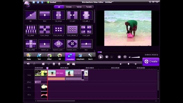 Wondershare Video Editor In 2020 Video Editing Software Video Editor Video