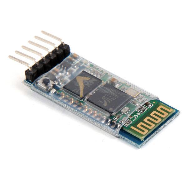 3pcs HC-05 módulo serial sem fio Bluetooth transceptor para arduino