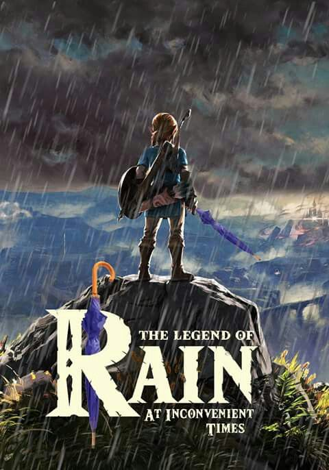 Honest title for Breath of the Wild --- love this game. Still makes me want to scream sometimes