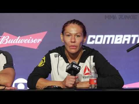 Cristiane 'Cyborg' Justino looking forward to a vacation, still hoping for Rousey fight