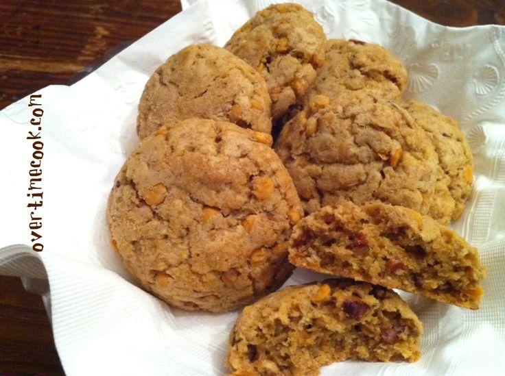 Oatmeal butterscotch cookie bar recipe