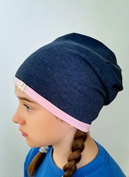 Czapka dresowa obwód głowy 50cm - Asia-Bialas - Nakrycia głowy