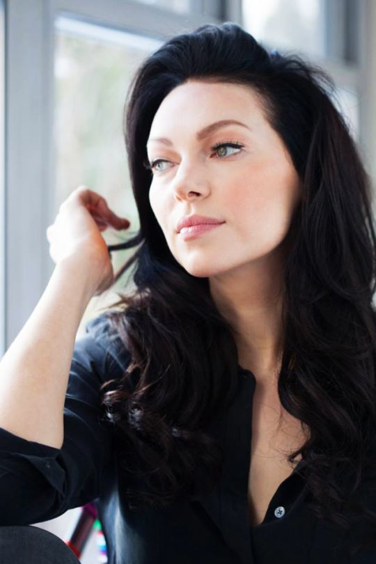 Laura Prepon photographed by Chia Messina.
