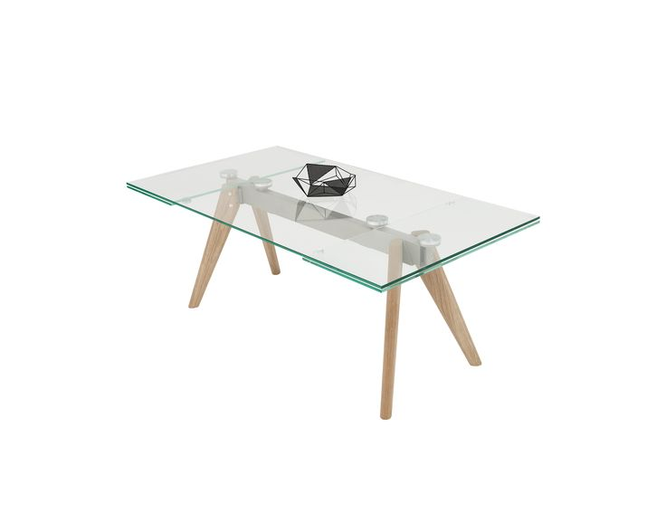 Monza Extendable Dining Table–– *All dining tables are available in different materials and combinations.  http://www.boconcept.com/en-nz/