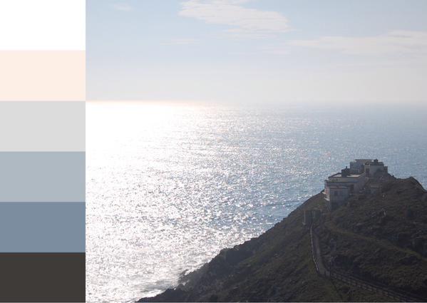 Turfprojects.ie Mizen Head Cork Ireland Inspiration Colour Palettes Landscape