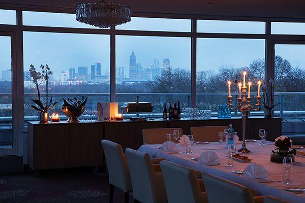 Festsaal / Banquet hall | H4 Hotel Frankfurt Messe