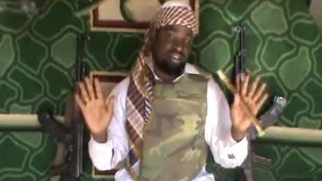 """Christians are being killed and churches burned in Nigeria. Nigeria's militant Islamist group Boko Haram - which has caused havoc in Africa's most populous country through a wave of bombings - is fighting to overthrow the government and create an Islamic state.     Its followers are said to be influenced by the Koranic phrase which says: """"Anyone who is not governed by what Allah has revealed is among the transgressors""""."""