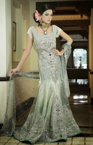 Bridal Dresses Fashion 2014-2015 in Pakistan | Best Bridal Suits Designer - celebrity news update