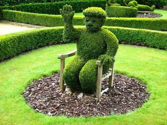 Lustige Gartendeko Selber Machen Ideen Diy Ideen Projekte