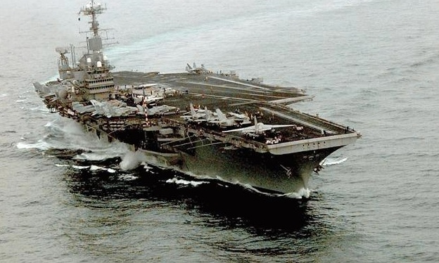 CV 62 USS Independence  This is the ship my dad was deployed on!