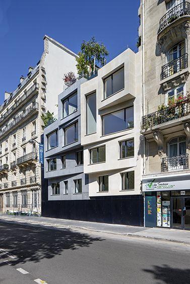 Vincent Eschalier : Maisons Richard et Lenoir - Paris, France