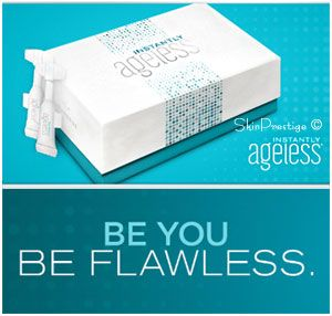INSTANTLY AGELESS™ All Natural flawless eye cream works in 2 minutes ...  www.4evermore.jeunesseglobal.com