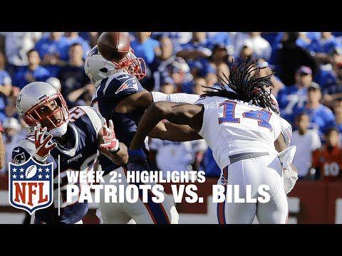 Patriots vs. Bills | Week 2 Highlights | NFL - Pats40/Bills32