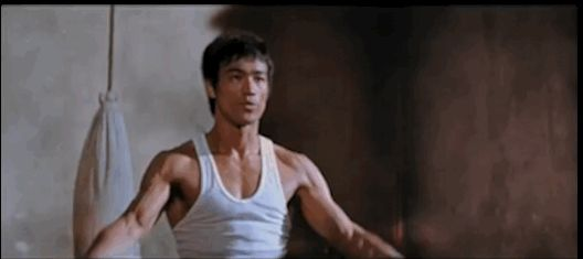 ...make that two. | 28 Reasons Why Bruce Lee Was Better Than Your Favorite Superhero