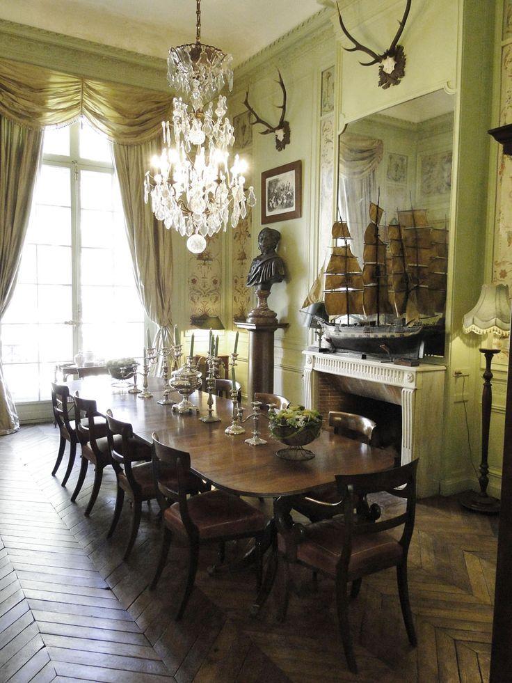 hotel particulier in paris
