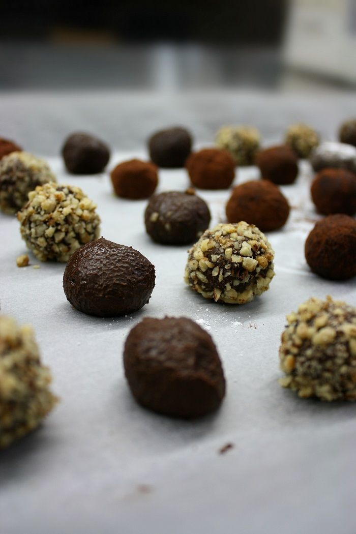 chocolates truffles for every taste!