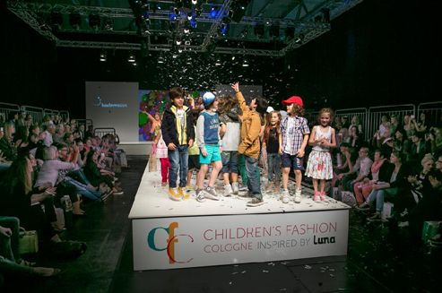 Between the 10th and 12th of July 2014, the third edition of the Children's Fashion Cologne (CFC) fair took place.