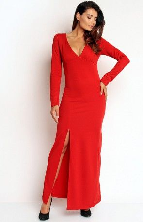 Long dress model 51030 Karen