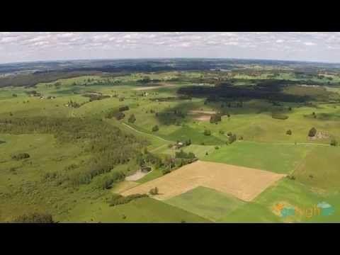 Suwalszczyzna z lotu ptaka [wideo] | GoHigh.pl
