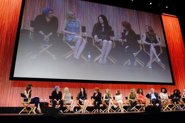The second night of the PaleyFest was all about Orange Is The New Black cast and crew. The show creator Jenji Kohan and quite a few of the stars showed up and discussed few things about the upcoming season 2.