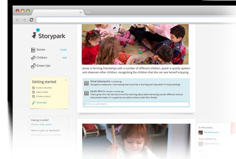 Storypark Easy To Use Tools For Creating And Sharing