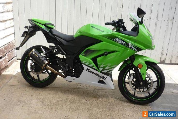 Kawasaki NINJA 250R Limited Edition 2010 model .LAMS APPROVED #kawasaki #ninja250r #forsale #australia