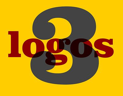 """Check out new work on my @Behance portfolio: """"logos 3"""" http://be.net/gallery/54089409/logos-3"""