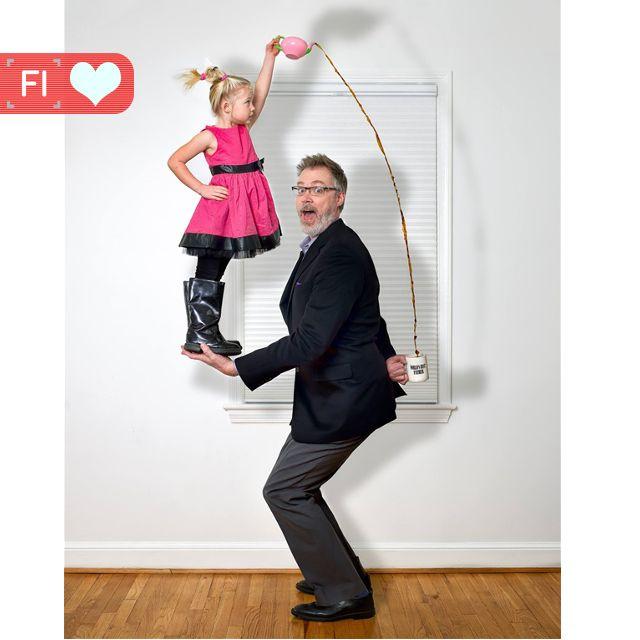 We love heart emoticon deze leuke fotoserie van vader en dochter van fotograaf Dave Engledow. Bekijk de hele serie: http://www.fotoblur.com/people/engledow