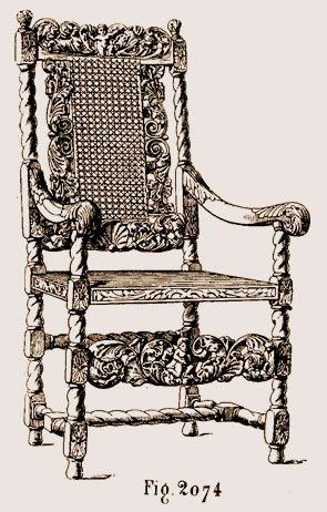 fauteuil louis xiii au palais du louvre furniture chairs armchairs pinterest louvre. Black Bedroom Furniture Sets. Home Design Ideas