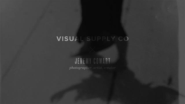 VSCO Film/Cam x Jeremy Cowart by Visual Supply Company. Behind the scenes shoot with Jeremy Cowart and actress Marielle Jaffe.