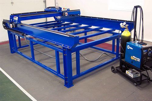 Hobby CNC Plasma Table   Home-Built CNC Router, by J. Bui