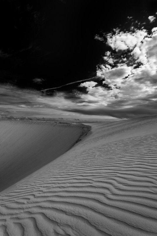 The Big Drift, Sand, dune, national park, desert, storm, dark, clouds, nature, park, wilsons promontory, ripples