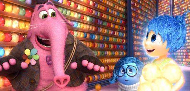 Confira os indicados ao Oscar 2016 como melhor animação - Divertida Mente (Inside Out)
